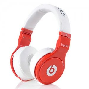 Beats By Dr Dre Pro Mini Headphones Red