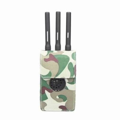 Portable Powerful All GPS signals Jammer