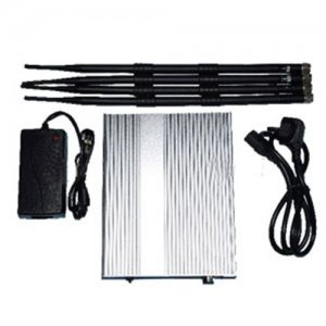 Wireless Phone Signal Jammer + 50 Meters 2.85