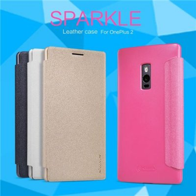 Nillkin New Sparkle Leather Case for OnePlus 2