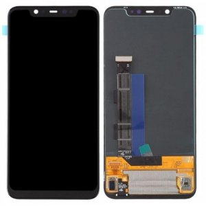 Screen Assembly Black for Xiaomi 8 - BLACK