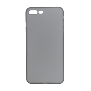 iPhone 7 Plus/8 Plus Ultrathin Phone Case - Frosted Black