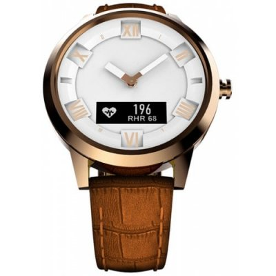Lenovo Watch X Plus Bluetooth Waterproof Smartwatch - COPPER