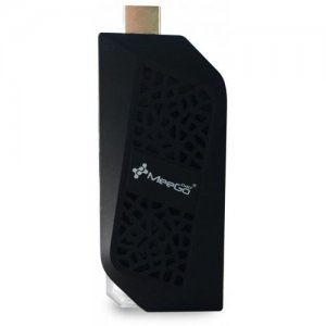 Meegopad T08 Mini PC Smart TV Stick 32bit Windows - BLACK