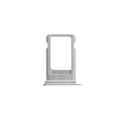 iPhone 7 Plus Nano SIM Card Tray - Silver