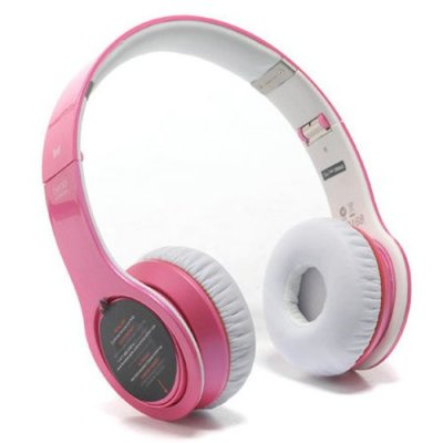 Beats By Dr Dre Solo 2 High Performance Wireless Bluetooth Over-Ear Rose Headphones