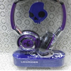 Skullcandy Lowrider Purple