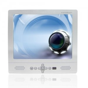 High Quality 8 Inch TFT LCD Color Monitor with 800 x 600 High Resolution