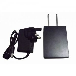 Dual Band Car Remote Control Jammer (315MHz/433MHz,50 meters)