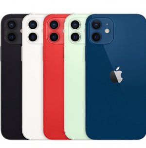 iPhone 12 Clone iOS 14.1 6.1inch Super Retina Screen Dual Camera 12MP 5G Network RAM 4GB ROM 64GB 128GB 256GB