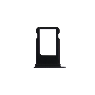 iPhone 7 Plus Nano SIM Card Tray - Black