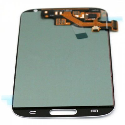LCD Screen Digitizer Assembly Replacement for Samsung Galaxy S4 - WHITE
