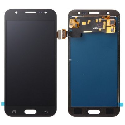 LCD Cellphone Screen Digitizer Assembly Replacement for Samsung Galaxy S5 - BLACK