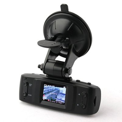 CUBOT GS1000 Car DVR 1080P Full HD GPS Motion Detection Night Vision Wide Angle HDMI