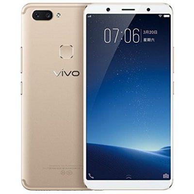 Vivo X20 Plus - 6.43 Inch Snapdragon 660 Android 9.1 Face ID Fingerprint Scanner 4GB 64GB Android Phone