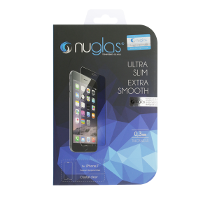 NuGlas Tempered Glass Screen Protector for iPhone 7 (2.5D)