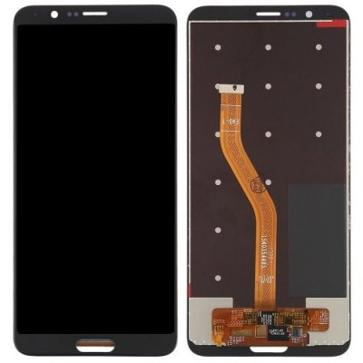 Mobile Phone Screen Assembly for HUAWEI Honor V10 - BLACK