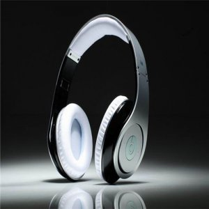 Beats By Dre Studio Headphones Silver White Limited Edition