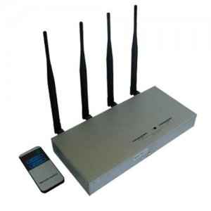 Cell Phone Jammer - 10m to 40m Shielding Radius
