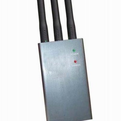 Mini Portable Cell Phone Jammer(CDMA,GSM,DCS,PHS,3G