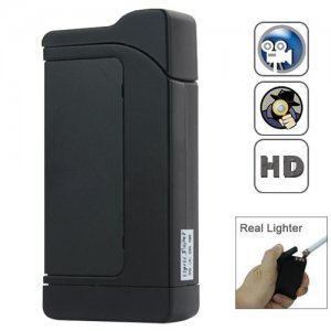 HD Lighter DVR Spy Hidden Mini Camera Video Recorder