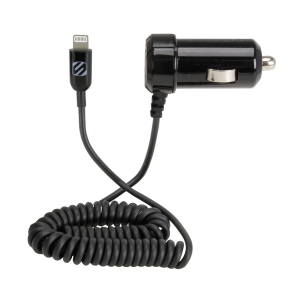 Scosche 12W Car Charger for Lightning Devices