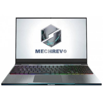 MECHREVO Deep Sea Ghost Z2 Gaming Laptop 8GB RAM 128GB SSD + 1TB HDD - SILVER