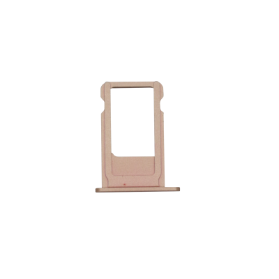 iPhone 6s Nano SIM Card Tray - White/Rose Gold