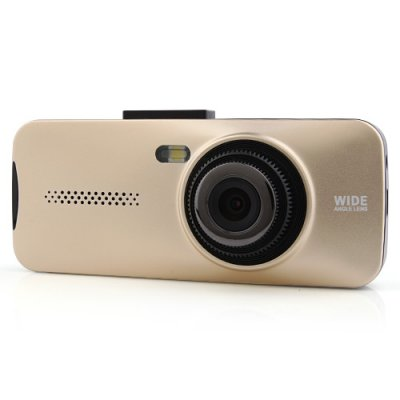 AT900 2.6 Inch 5.0 Mega Pixels 1080P Full HD Car DVR HDMI G-Sensor AV-out