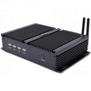 HYSTOU FMP04 i5 3317U Mini PC - BLACK
