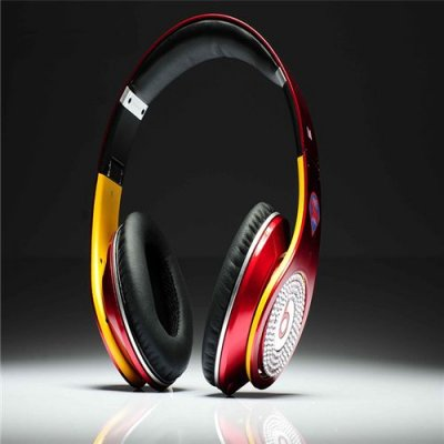 Beats By Dre Studio MLB Edition Headphones Philadelphia Phillies With the Diamond