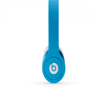 Beats By Dr Dre Solo High Definition Over-Ear Smartie Blue Headphones