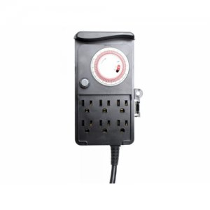 Outdoor Electrical Outlet Hidden Camera