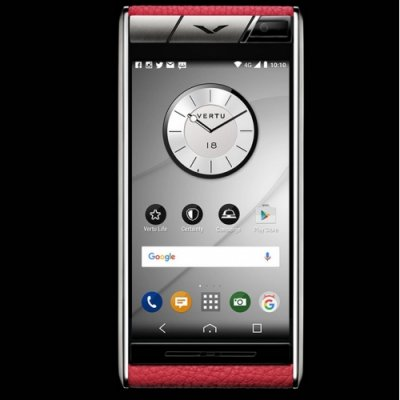 Vertu Aster Blush Calf Clone Android 9.1 Snapdragon 821 4G LTE luxury Phone