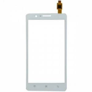 Original Lenovo Touch Panel Screen Digitizer Front Glass Sensor for Lenovo A536 - WHITE