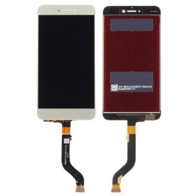 LCD Phone Screen and Digitizer Full Assembly for Huawei Honor 8 Golden - CHAMPAGNE GOLD