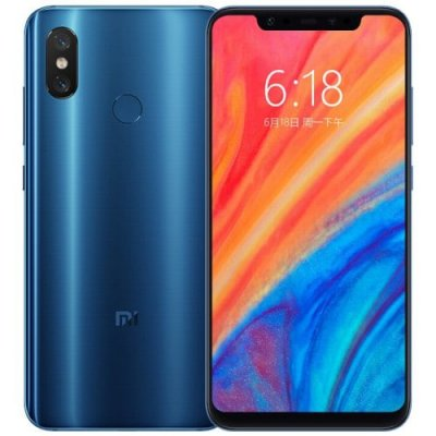 Xiaomi Mi 8 MIUI 9 4G Phablet International Version - COBALT BLUE