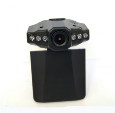 F198 Car Vehicle Mini HD DVR 2.4 inch LCD with 120 Degree Viewing Angle