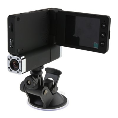 Full HD 1080P 2.5'' TFT LCD HDMI Vehicle Dual Camera DVR King of Double Recorder No Leakage