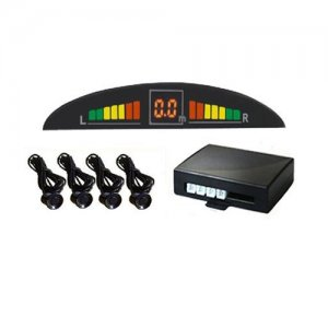 RD128C4 Rainbow LED Display Parking Sensor