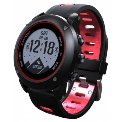 UW90 Smart Watch - BEAN RED