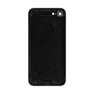 iPhone 7 Rear Case - Jet Black (No Logo)