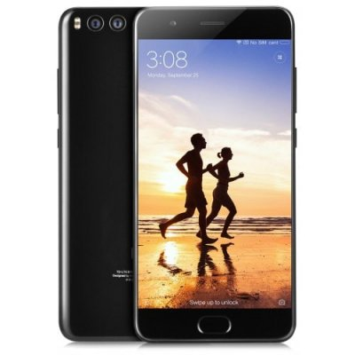 Xiaomi Mi Note 3 4G Phablet English and Chinese Version - BLACK