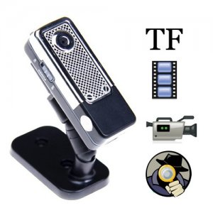 Super Mini Digital Hidden Camera with Motion Detection Shadow Control