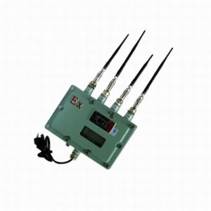 Explosion-Proof Type Mobile Phone Signal Jammer