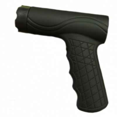 Pistol Grip Flashlight-Stun Gun Combo