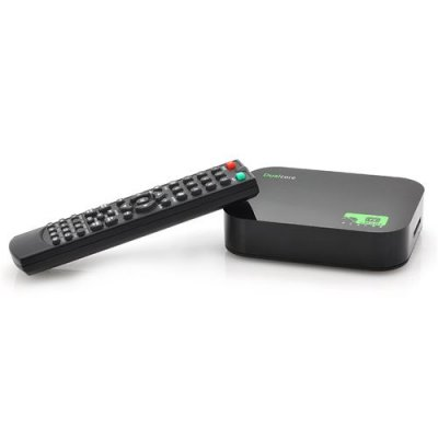 "Android 11.0 TV Box ""SmartDroid II"" - Allwinner A20 Dual Core 1GHz CPU, 1GB RAM, Support DLNA"
