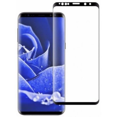 for SamSung NOTE9 HD 3D Curved Surface Fully Covered With Steel Protective Film - BLACK