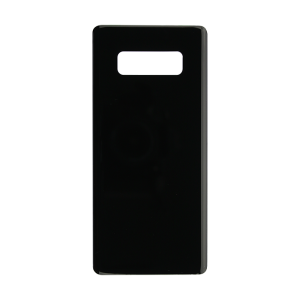 Samsung Galaxy Note 8 Rear Glass Panel - Black