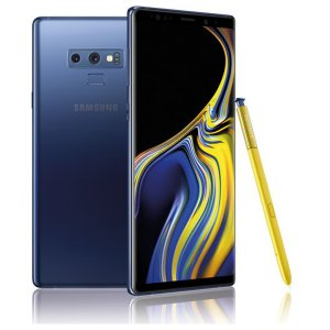 Samsung Galaxy Note 9 Android 8.1 Phone Snapdragon 845 CPU RAM 8GB ROM 512GB 3.5GHZ Dual 12MP Camera 4G LTE